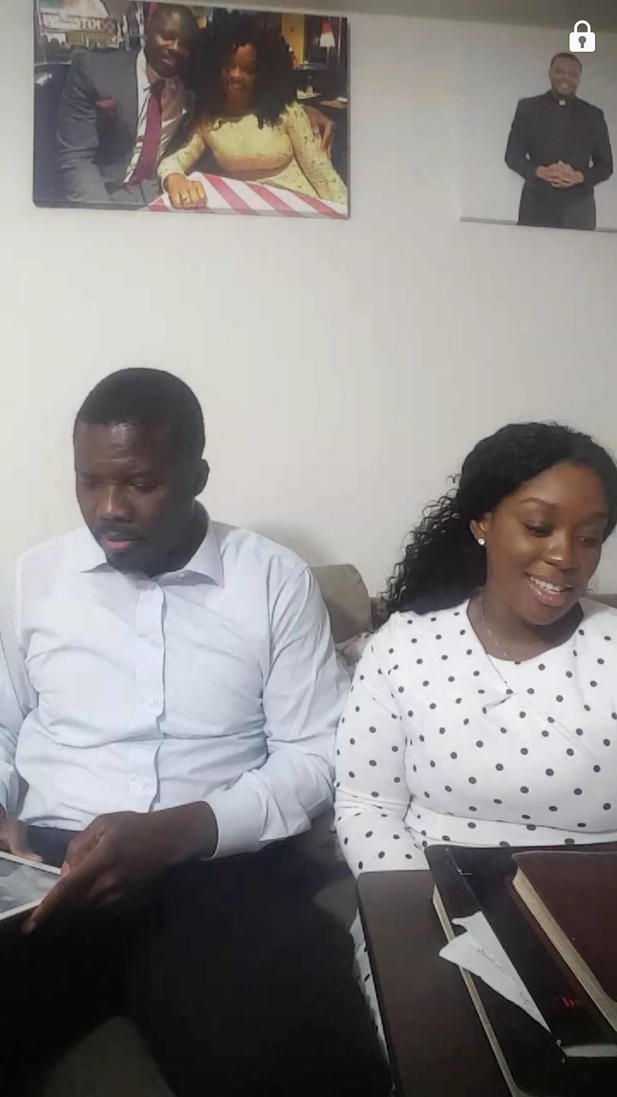 Spiritual Marriage IG Live