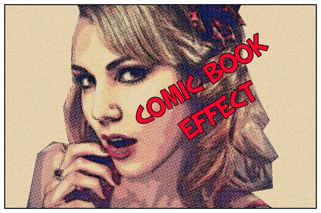 Comic book effect photoshop tutorial photoshop tutorials comic book effect photoshop tutorial baditri Gallery
