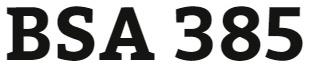 BSA 385 Entire Course