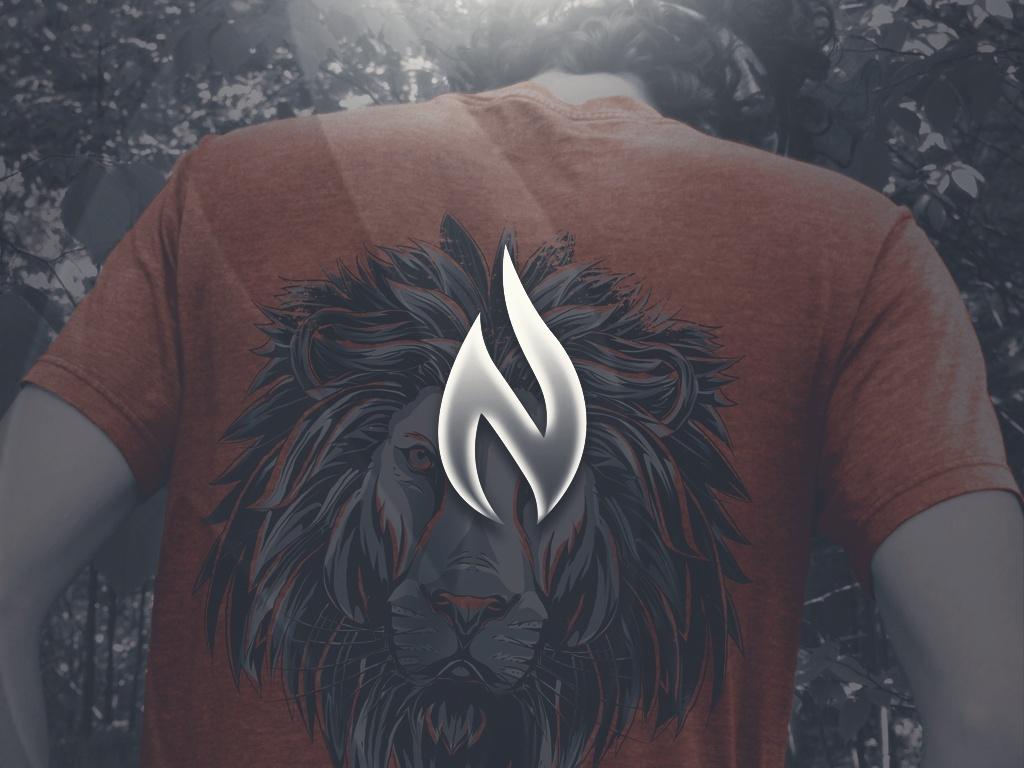 T-Shirt Mockup by NeonRainGFX