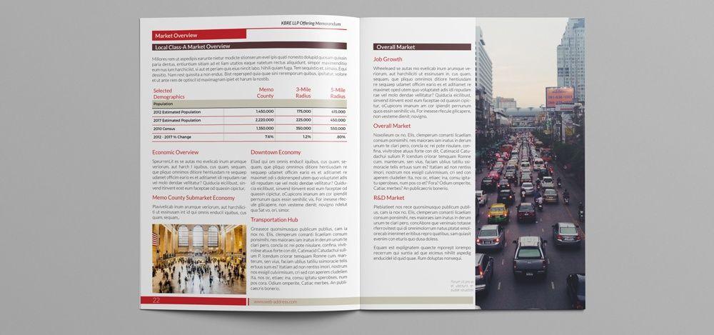 Royalle offering memorandum template cremhaus sellfycom for Real estate offering memorandum template