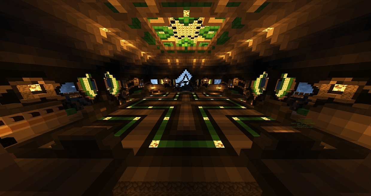 Minecraft Custom Survival server | Awesome features | Epic buildings | Ready to use.