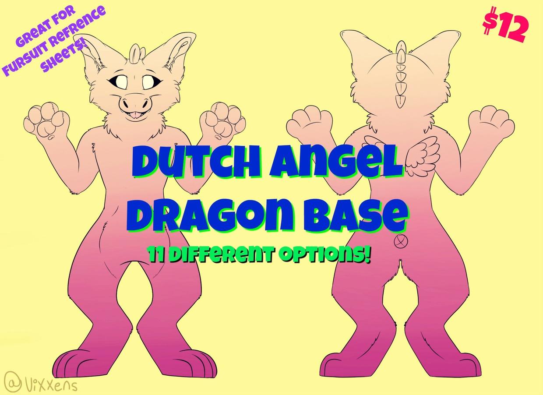 dutch angel dragon base