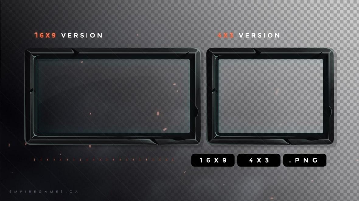 Cambox / Facecam | Stone (4x3) (16x9)