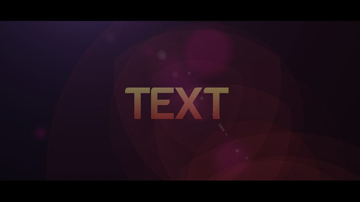 how to make a intro in adobe after effects