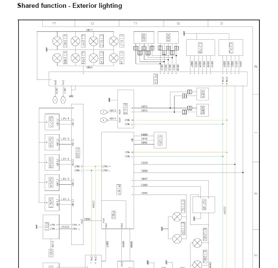 2732810e8280da04937c64bbe26a5241 barford dumper wiring diagram thwaites 6 ton dumper workshop  at soozxer.org