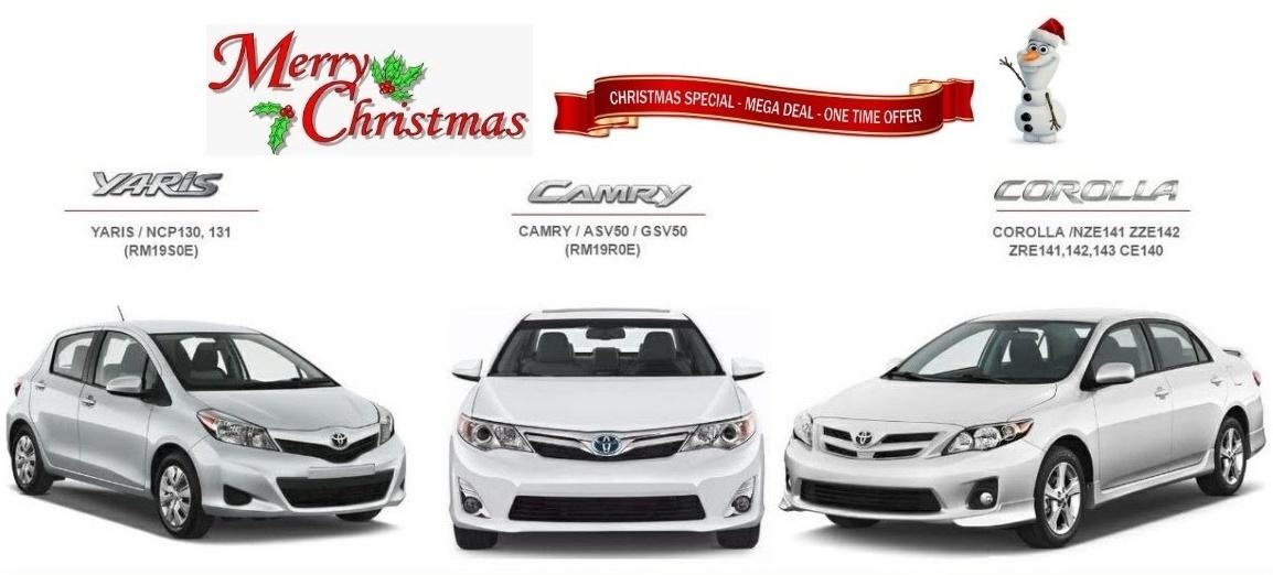 Toyota Camry Corolla & Yaris GSIC Workshop Manual