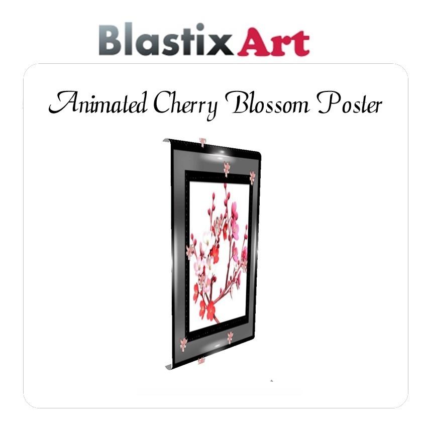 Animated Cherry Blossom Chkn