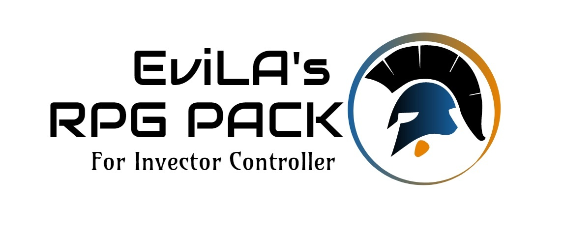 EviLA's RPG Pack for Invector