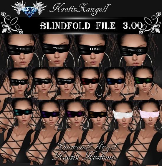 Blindfold File