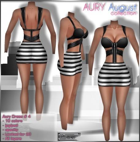2014 Aury Dress # 4