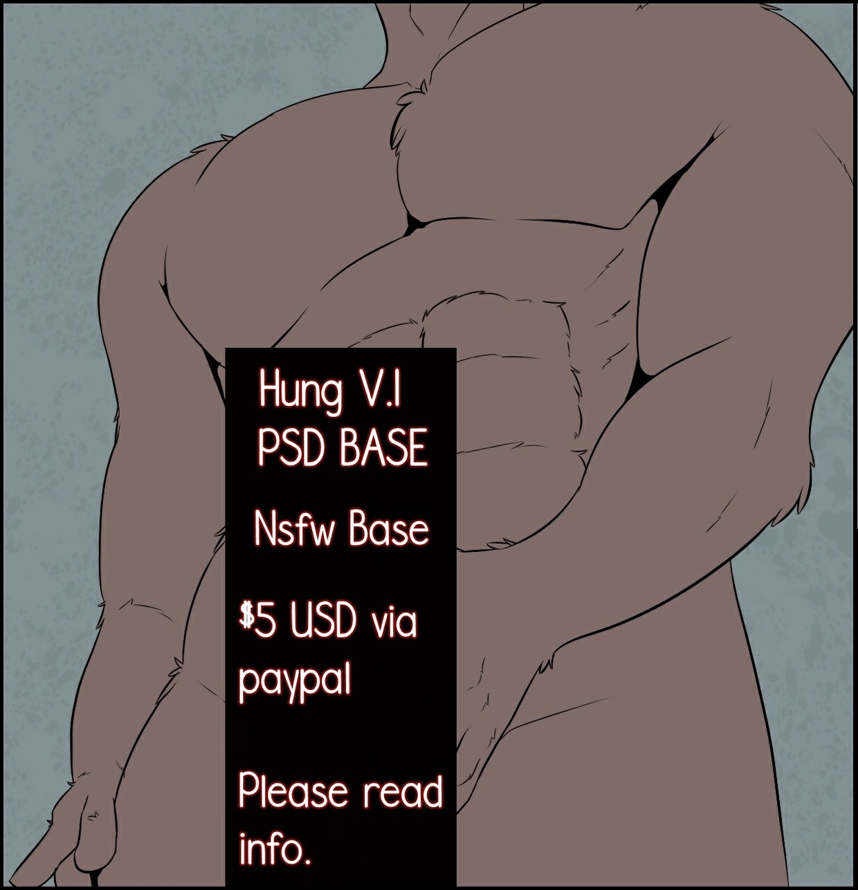"""Hung"" V.1 PSD Base"