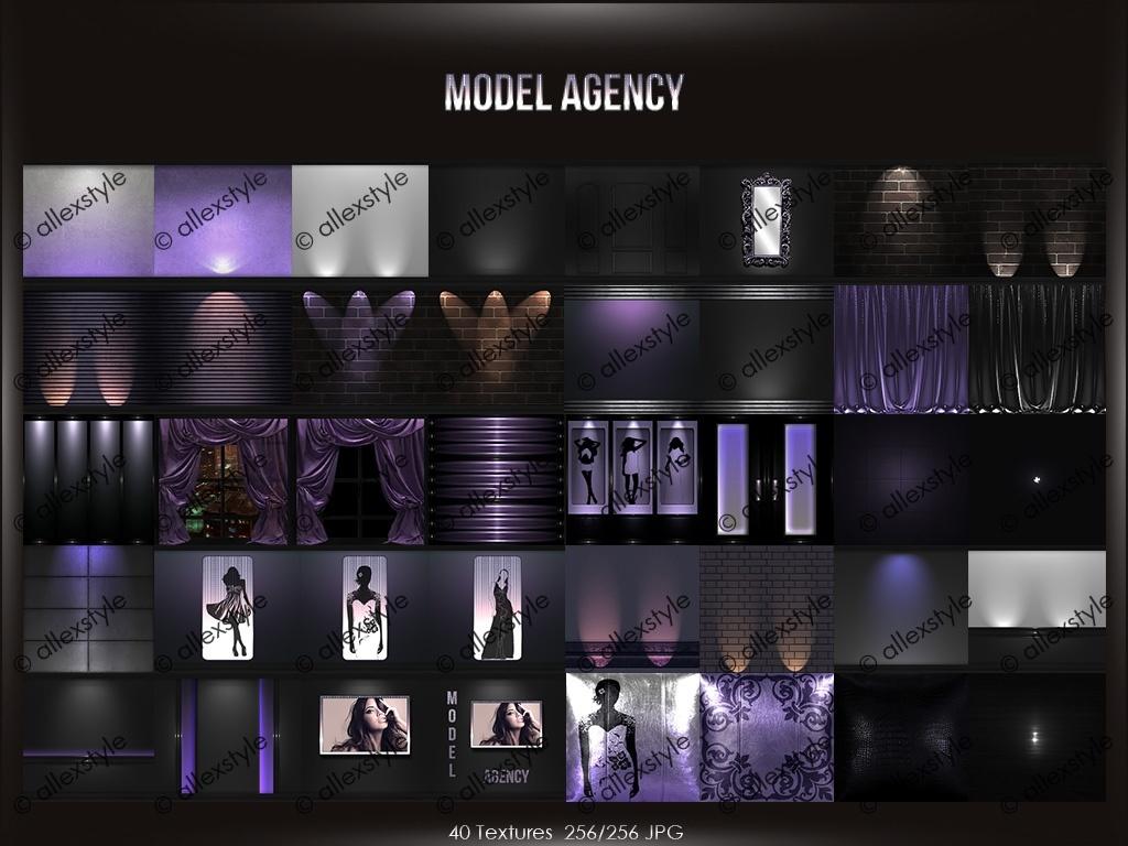 Model Agency B