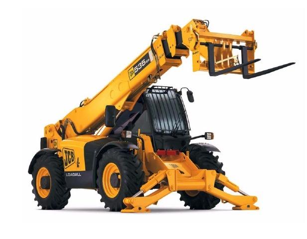 JCB 540-170, 550-140, 540-140, 550-170, 535-125 Hi Viz, 535-140 Hi Viz Handler Service Manual