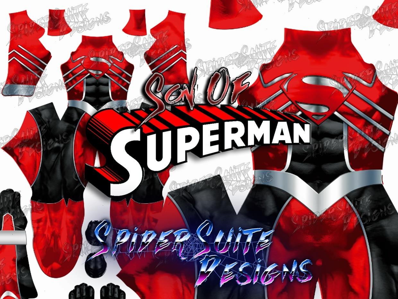Custom Son Of Superman 2017 Pattern
