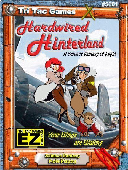 TTG#1505DL Hardwired Hinterland