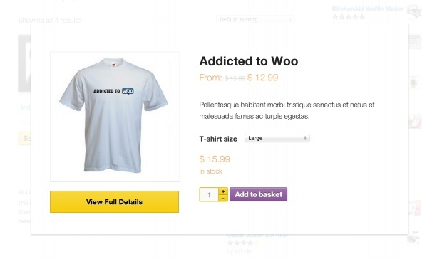 WooCommerce Quick View 1.1.9 Extension