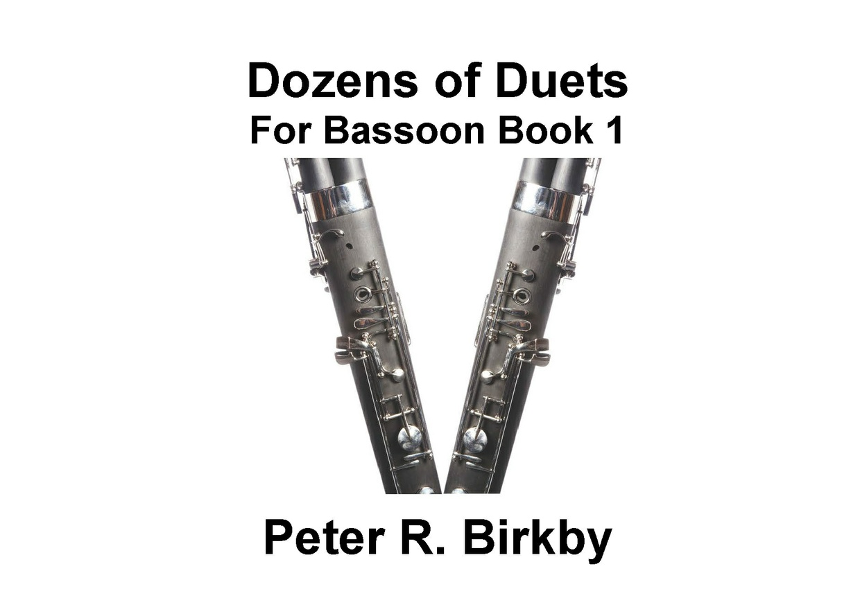 Dozens of Duets for Bassoon Book 1