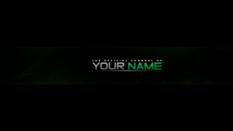 youtube gaming banner