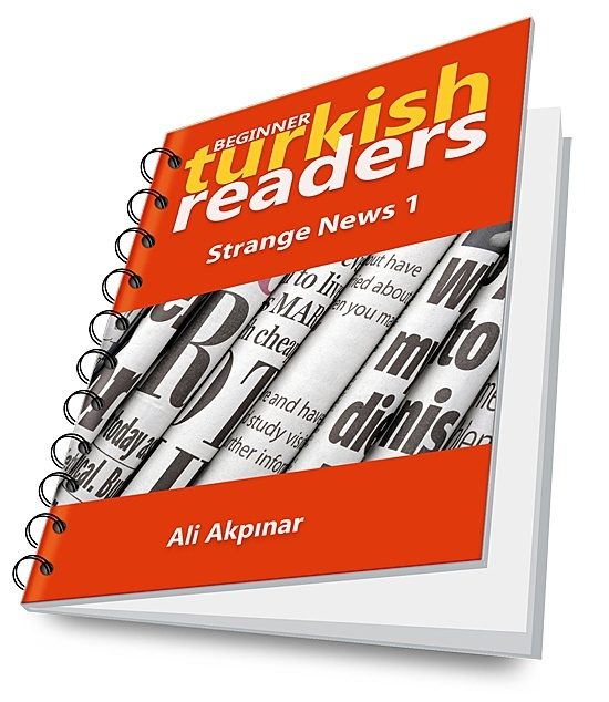 Turkish easy reading books for beginners by Ali Akpinar ...