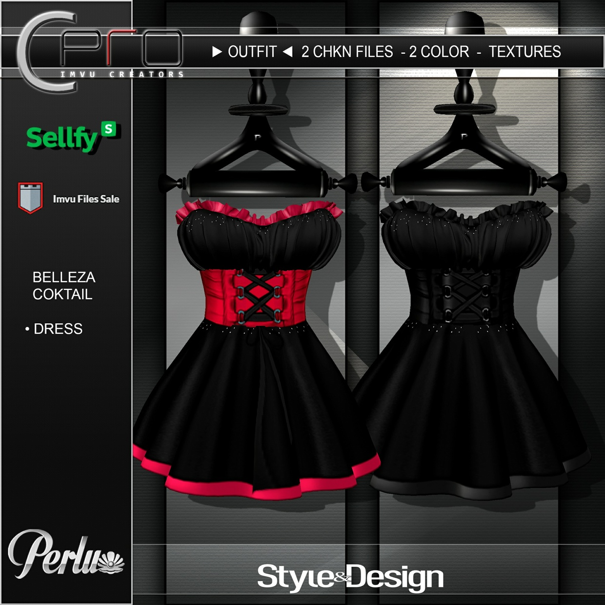 ►BELLEZA COCKTAIL DRESS◄
