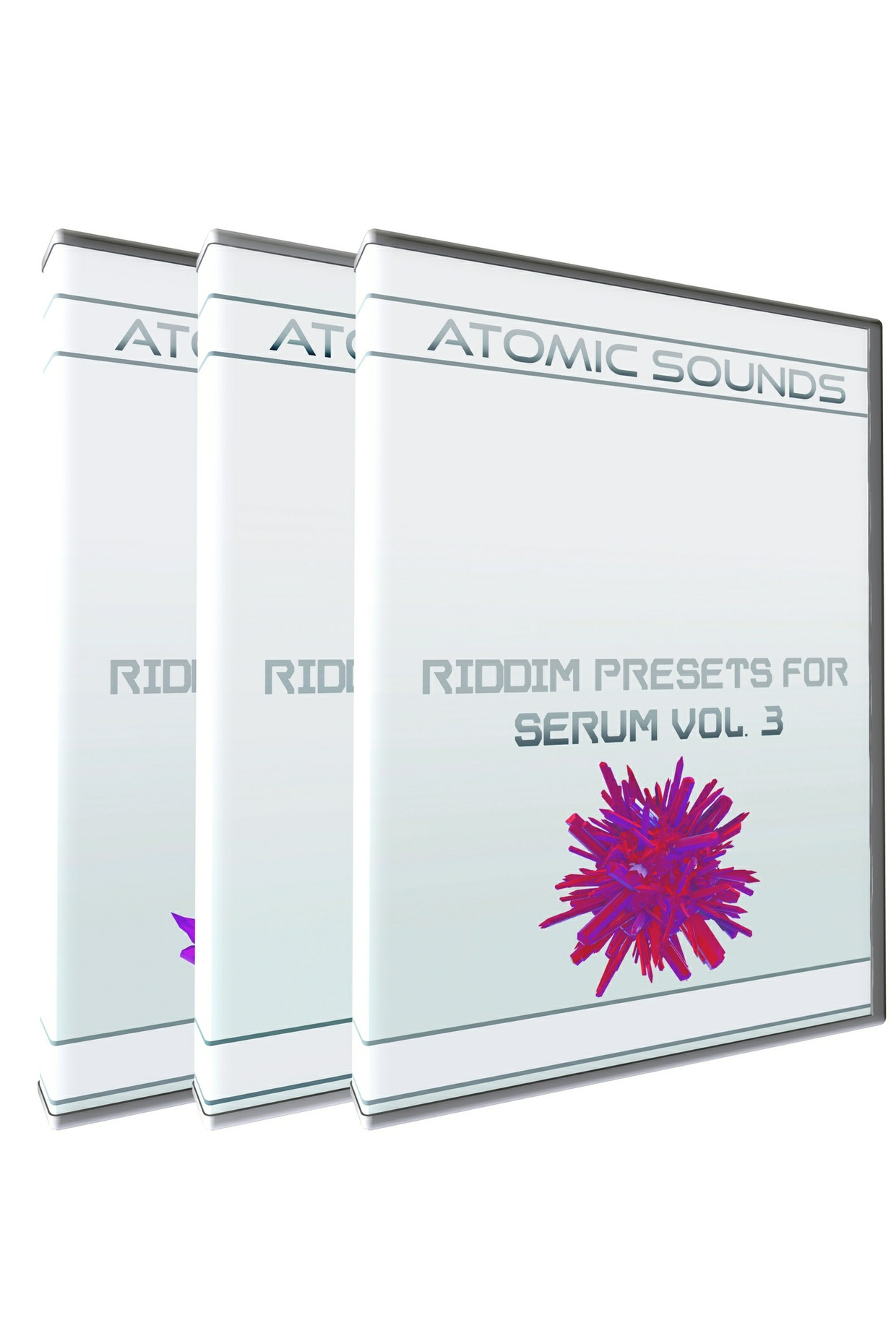 Atomic Sounds - Riddim Presets For Serum Bundle