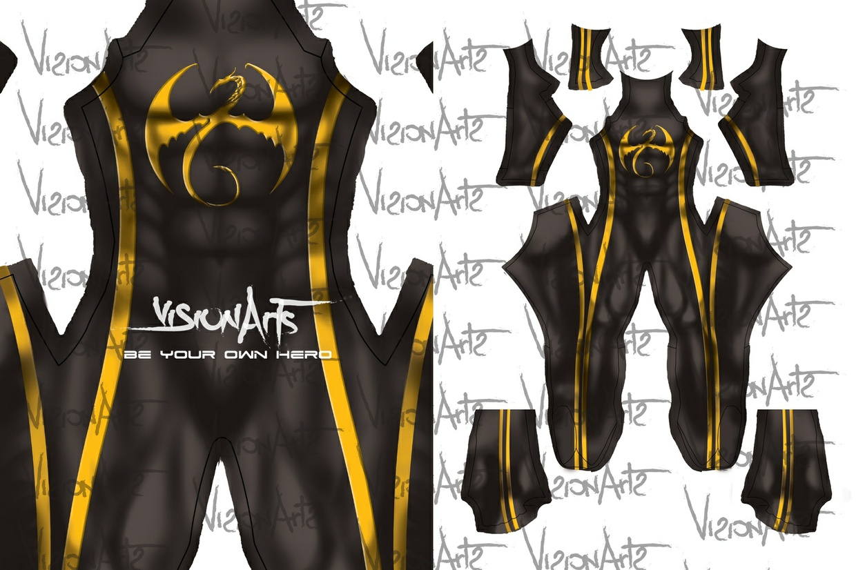 Iron Fist Bruce Lee Style
