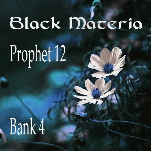 Prophet 12 -Black Materia- Vol4