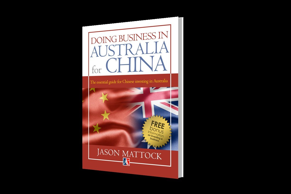 Doing Business in Australia for China