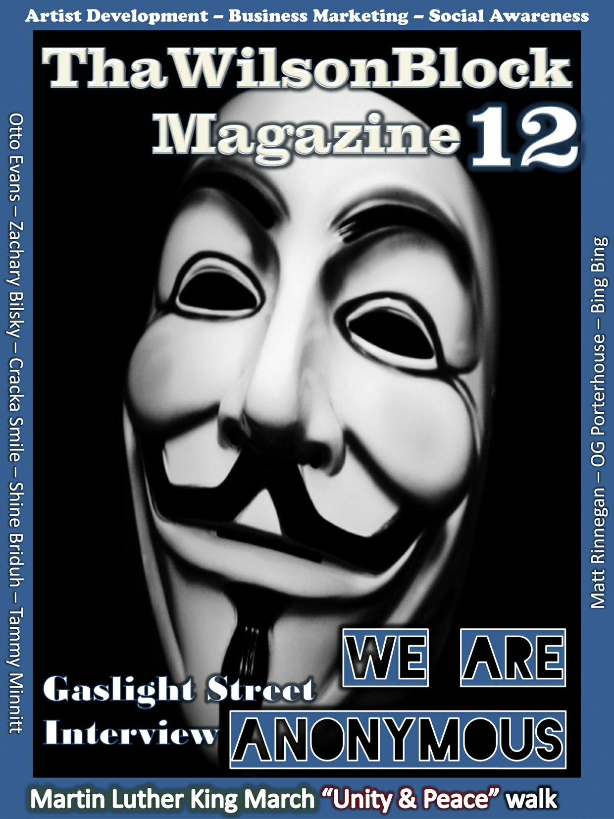 ThaWilsonBlock Magazine Issue12
