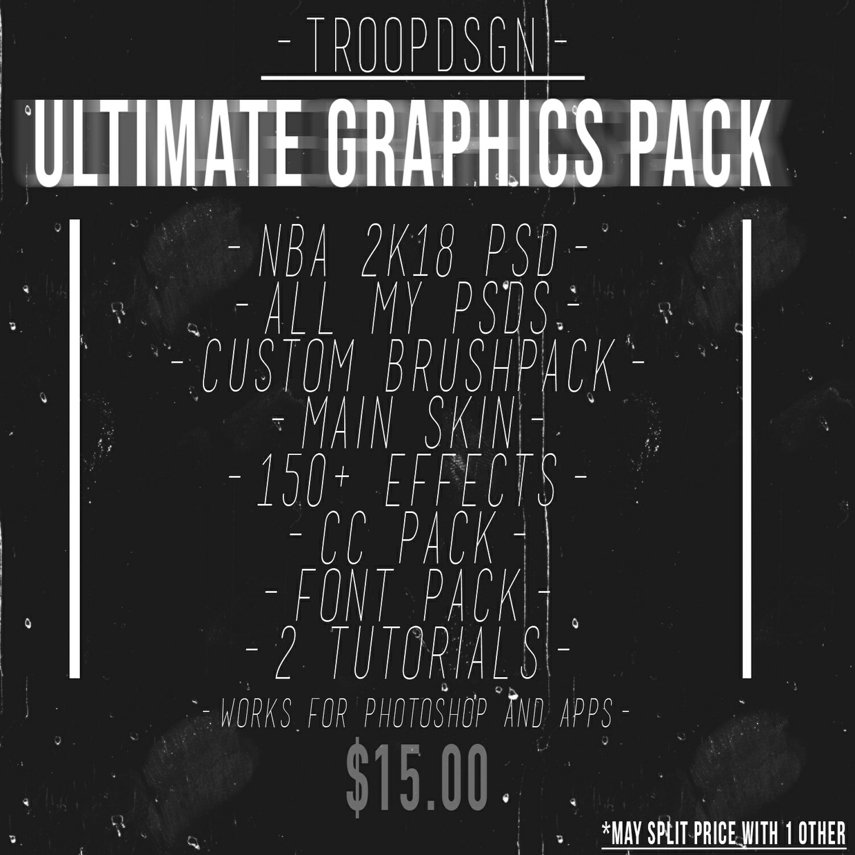 Ultimate Graphics Pack
