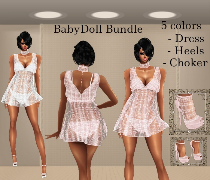 WNT -37 BabyDoll  Bundle