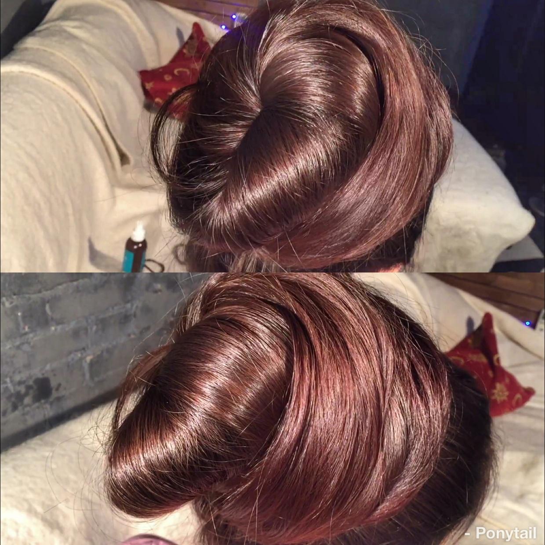 Ponytail from Mila