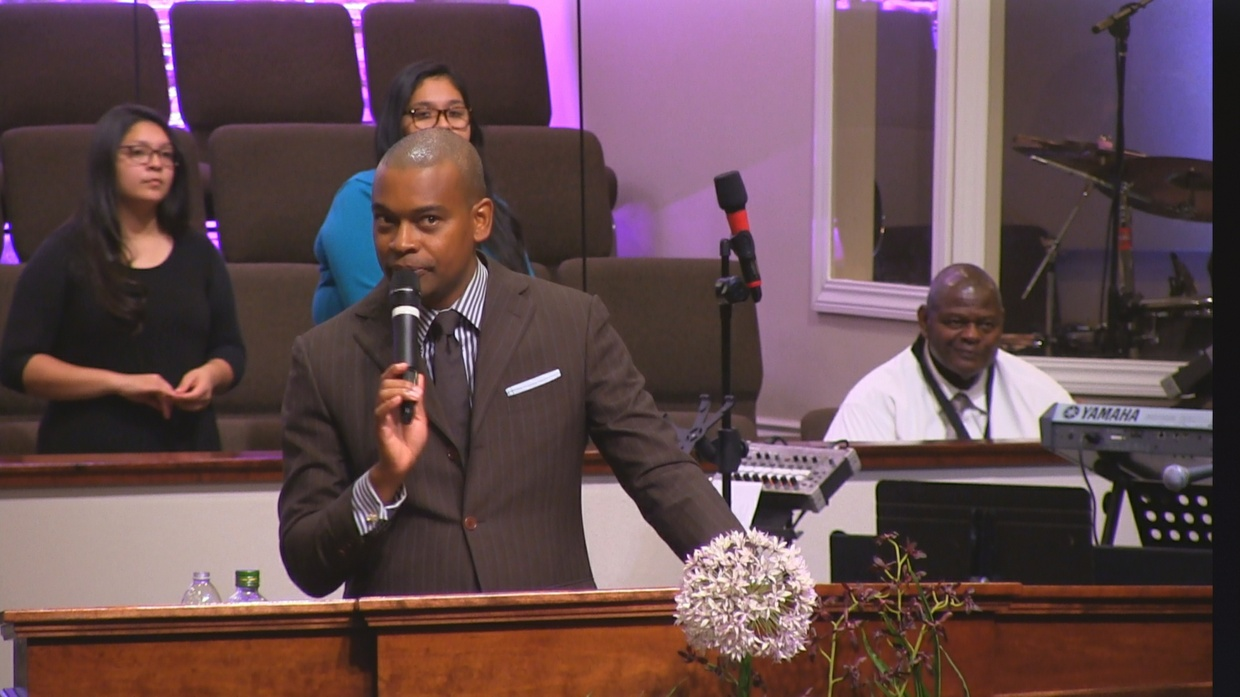 "Rev. Lawrence Warfield 10-22-17pm "" Failure is Not An Option"" MP3"