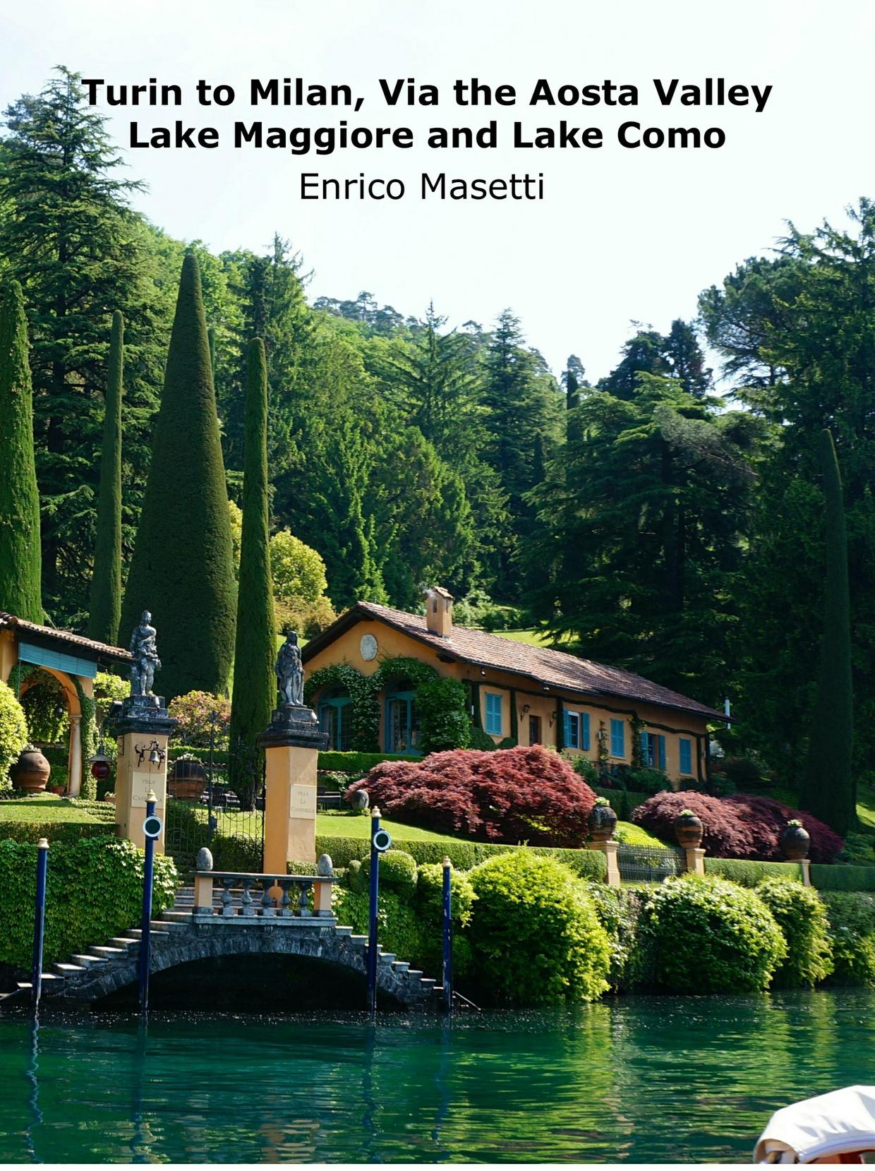 Turin to Milan - epub