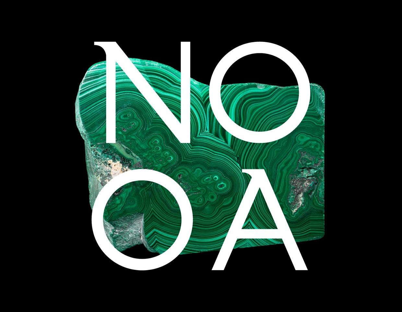 NOOA - Demi Serif - Typeface