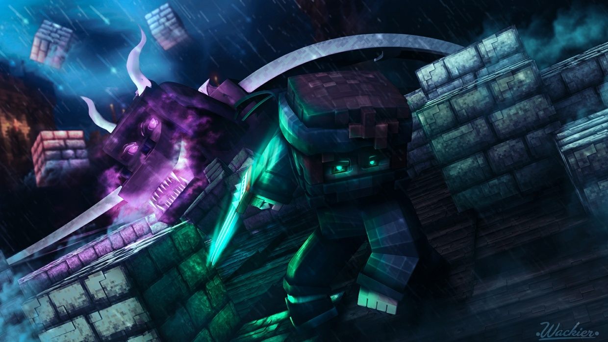 MINECRAFT WALLPAPER + PP