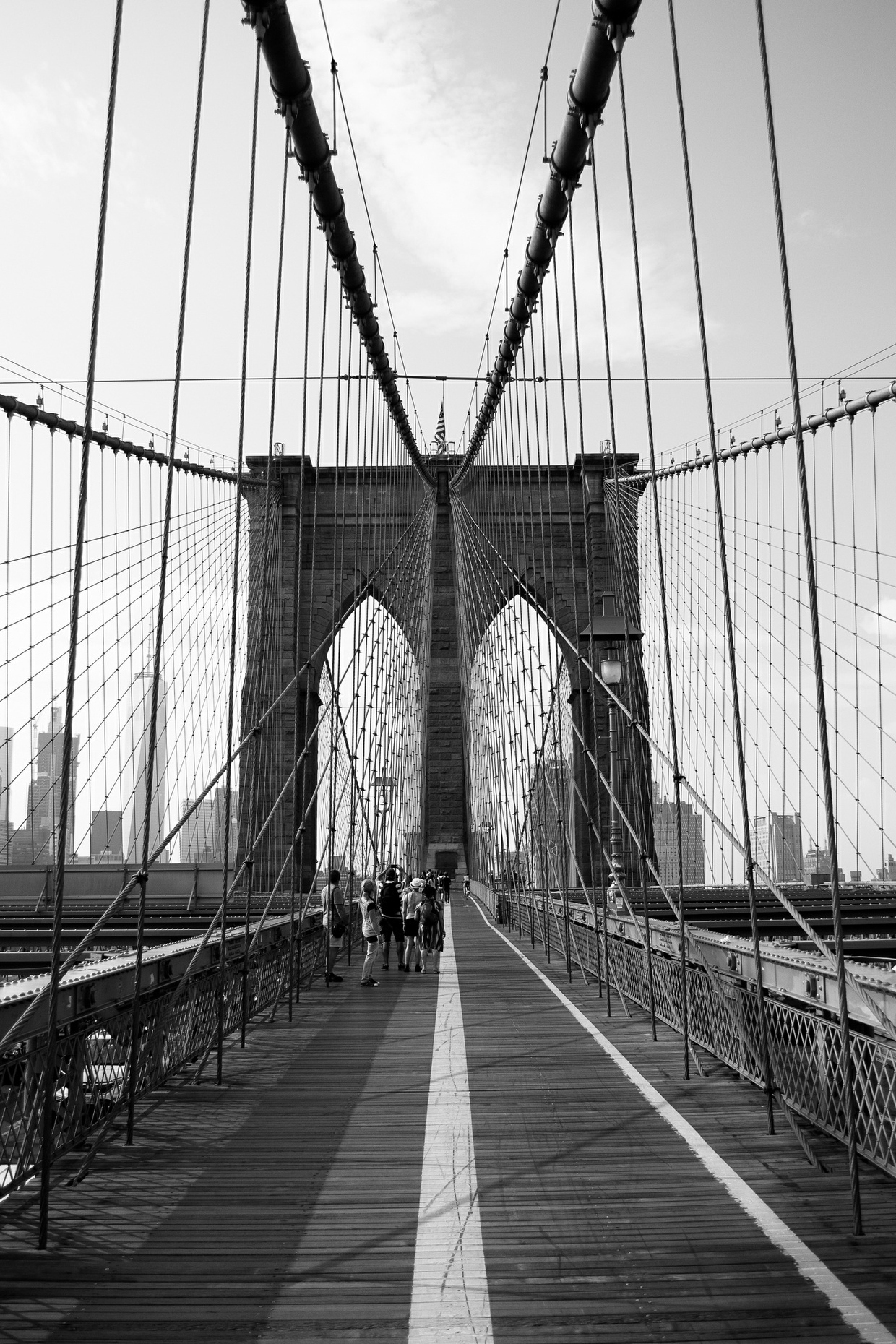 New York Stories 3 - Brooklyn Bridge
