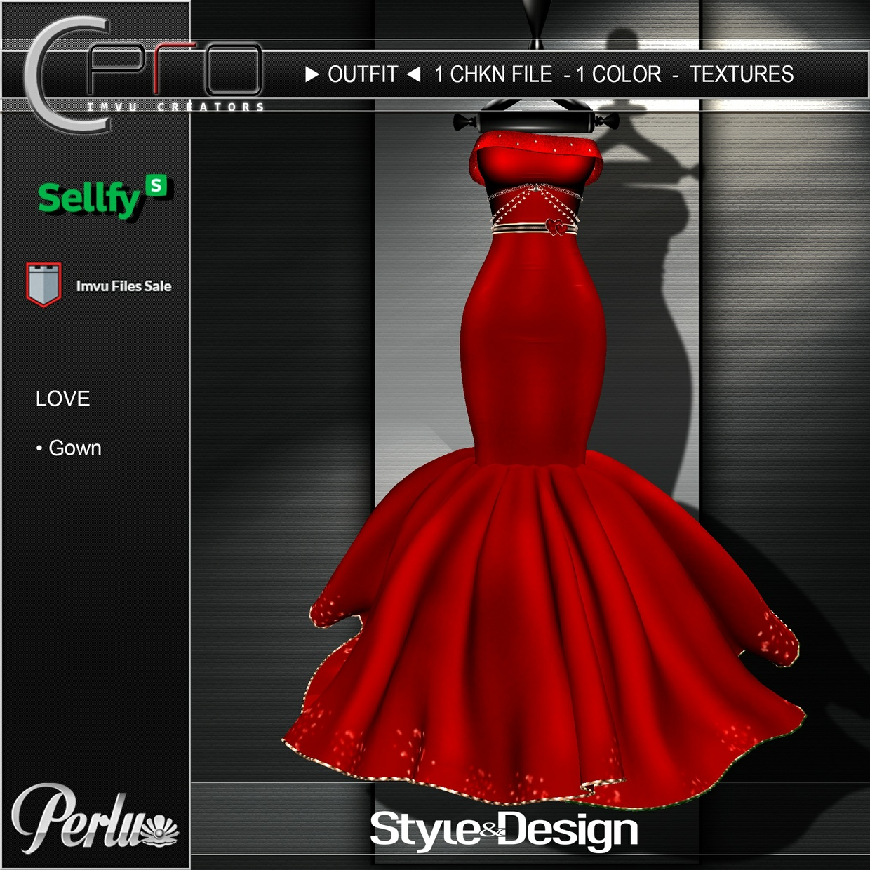►LOVE GOWN◄