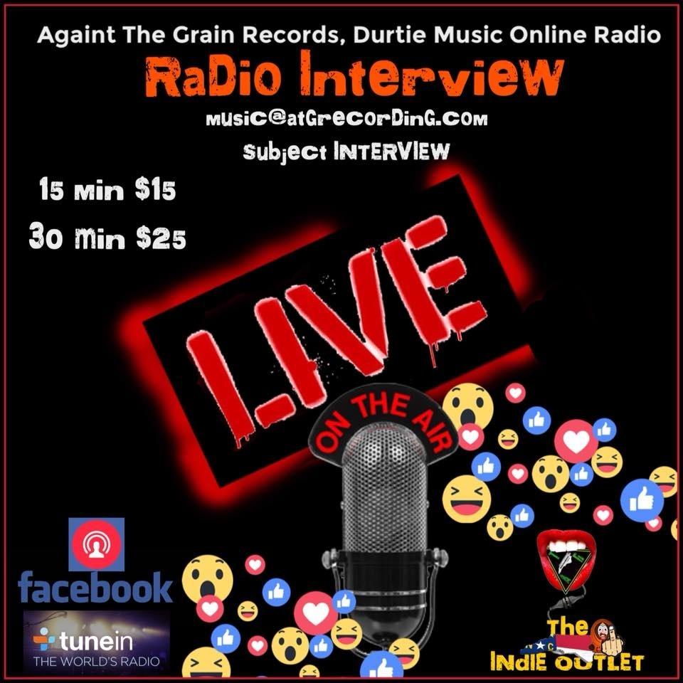 30 Min Live interview