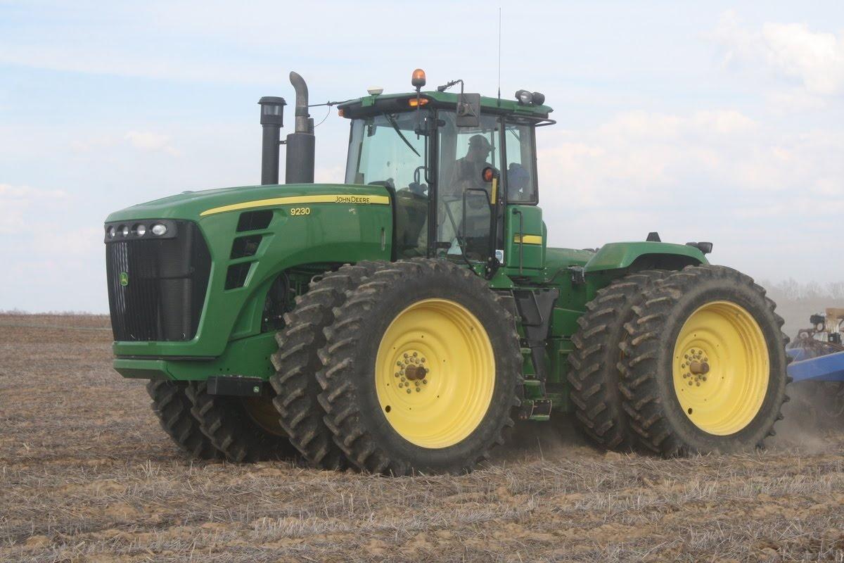 John Deere 9230, 9330, 9430, 9530, 9630 Tractors Repair Service Technical Manual TM2267