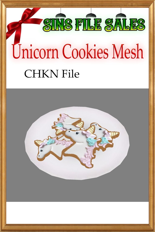 Cookies Mesh *CHKN