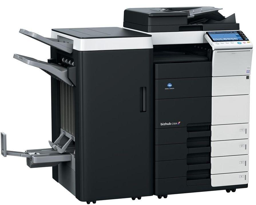 Konica Minolta bizhub C554e, C454e Color Copier / Printer / Scanner Service Repair Manual