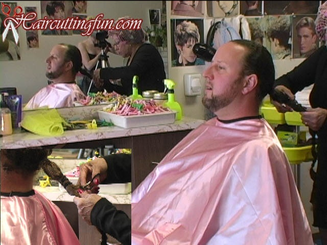 Randy's Haircut in a Beauty Salon - VOD Digital Video on Demand