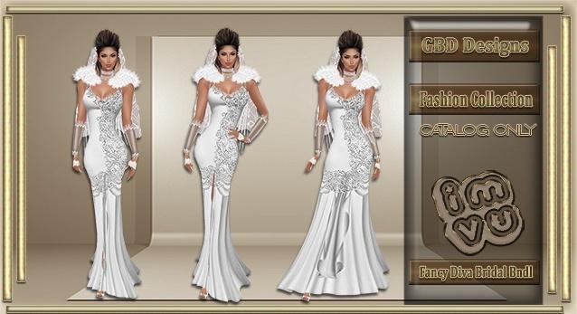 Fancy Diva Bridal Bundle CATALOG ONLY