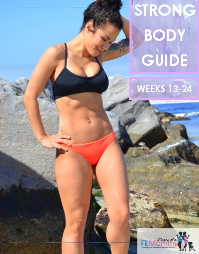 Strong Body Guide Workouts 2.0: Weeks 13-24