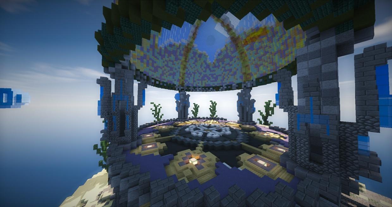 Utopia (Atlantis)   Skyblock Spawn