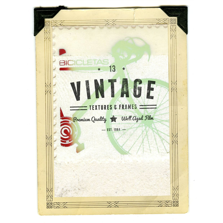 13 Vintage Textures