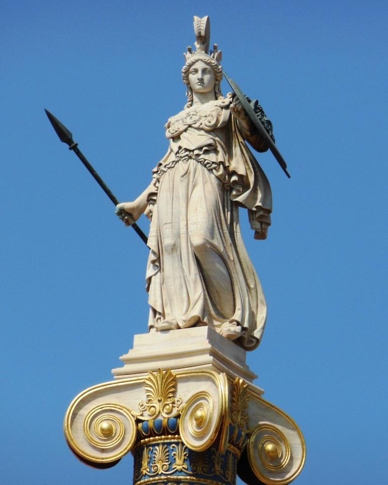 Goddess Activation Pillar III
