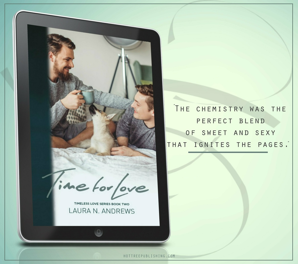 MOBI Time for Love by Laura N. Andrews
